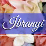 Ibranyi is Floral