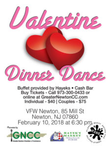 Click Here To Download A PDF Of The Valentine Dinner Dance And Help Us Make  It A Sell Out Event!